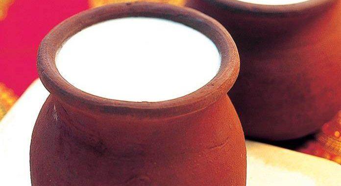 Abhishyandi, Abhishyanda, Curds