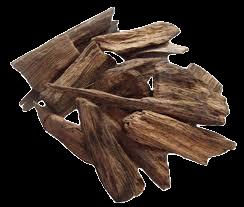 Agarwood or Eagle Wood.